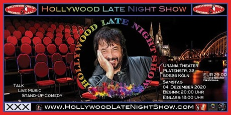 Hollywood Late Night Show Tickets