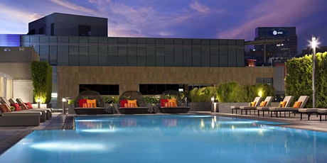 Poolside Dinner and a Movie at L.A. LIVE tickets