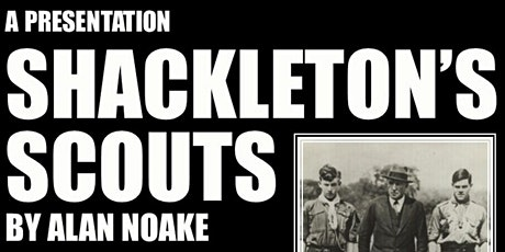 Shackleton's Scouts tickets