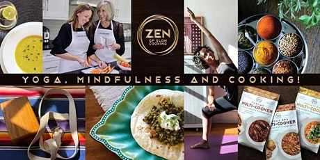 Yoga, Mindfulness and Cooking tickets