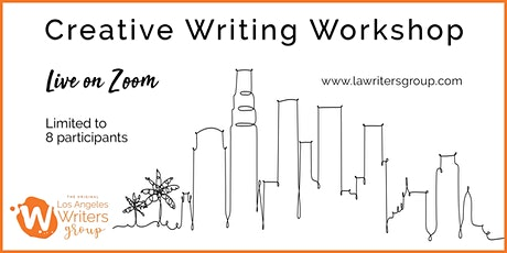 [Online] Creative Writing Workshop - Fiction tickets