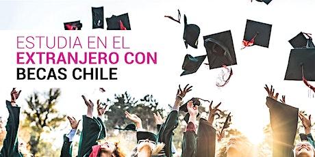 Taller: Postulación a Universidades en el Extranjero (Concurso BecasChile) entradas
