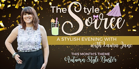 The Style Soiree Autumn Style Buster tickets