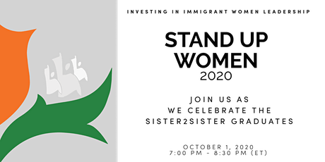 Stand Up Women 2020: Investing in Immigrant Women Leadership tickets