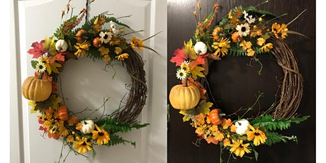 Fall Grapevine Wreath Workshop tickets
