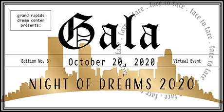 Grand Rapids Dream Center Gala - A Night of Dreams tickets
