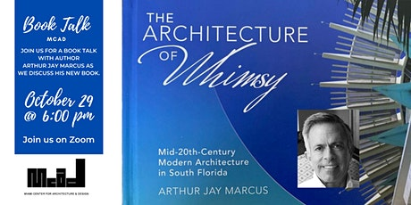 Book Talk:  The Architecture of Whimsy tickets