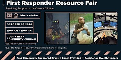 1st Responder Resource Fair tickets