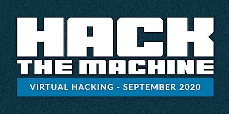 HACKtheMACHINE VIRTUAL 2020 tickets