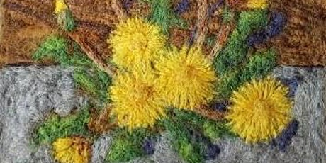 Discover 3D Needle Felting with Leah Cathleen Donald tickets