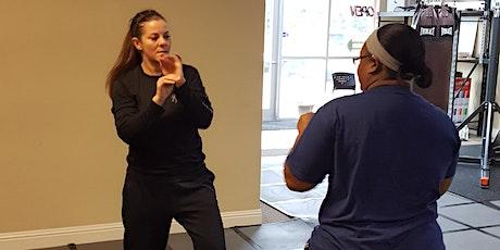 Two Person Lady Self-Defense Seminar (Consecutive Saturdays) tickets