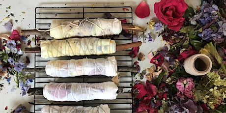 Botanical Dyeing Class with Rebekah Joy of Flux Bene tickets
