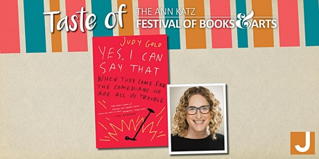 Virtual Taste of the Ann Katz Festival: Judy Gold tickets