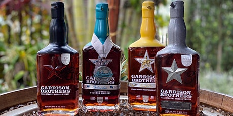 Bern's Whisk(E)y Tampa Foxtrot: Garrison Brothers Bourbon Dinner tickets