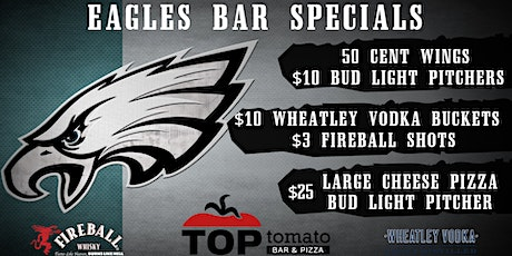 Eagles Games at Top Tomato tickets