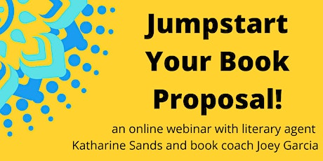 Jumpstart Your Book Proposal tickets