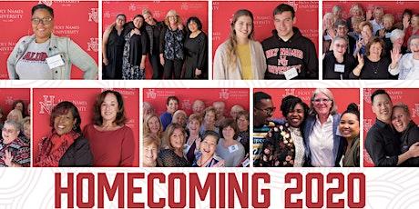 HNU Homecoming 2020 tickets