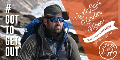 Got To Get Out Next level - Harder Hikes: Waikato, Mt Pirongia tickets
