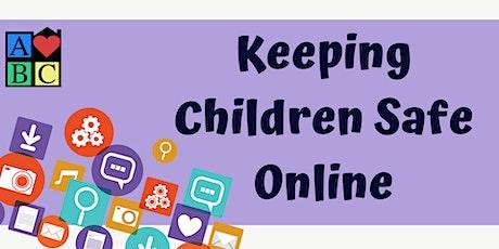 Keeping Children Safe Online - Free Online Training tickets