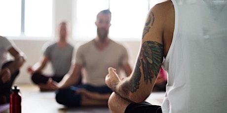 Men's Wellness Gong Bath tickets