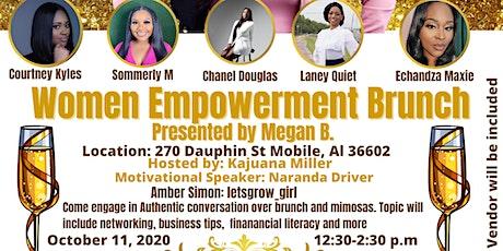 Every Girl Needs A Plan- Women Empowerment Brunch tickets