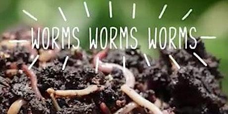 Online Workshop - Worm Farming tickets