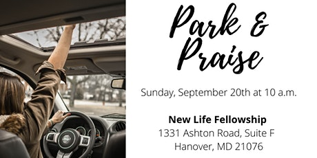 PARK and PRAISE! tickets