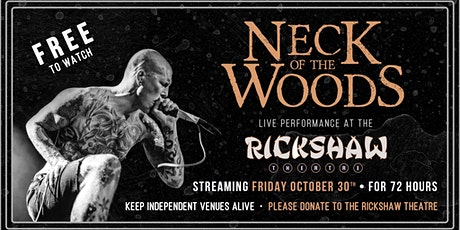Neck of the Woods Live Stream