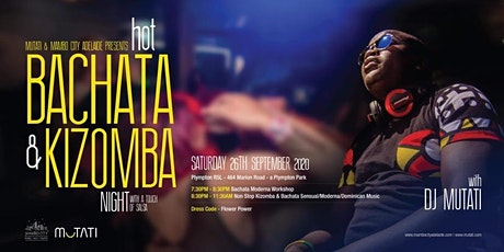 Bachata & Kizomba Night Presented by Mutati & Mambo City Adelaide tickets