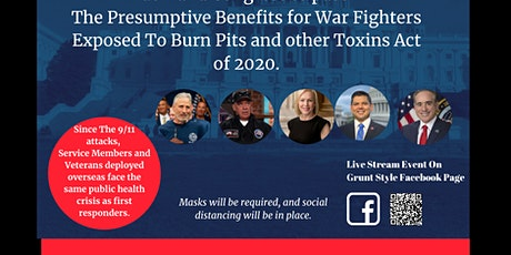 Toxic Exposure Press Conference/Rally tickets