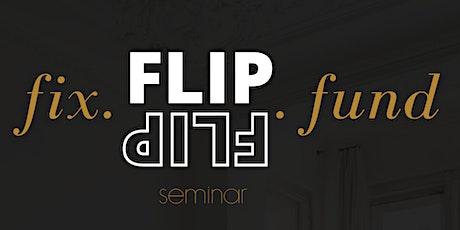 Fix. FLIP. Fund - Seminar Panel tickets