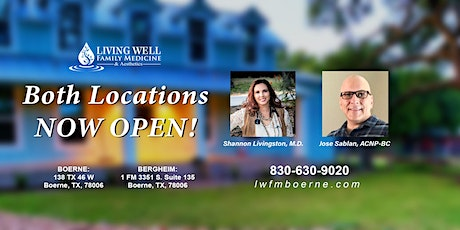 Grand Opening Party - Living Well Family Medicine tickets