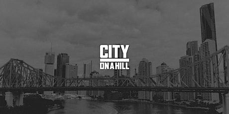 City on a Hill: Brisbane - Sept 20 - 11:30AM Service tickets