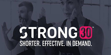 STRONG30 -  #STRONGNATION (Mondays Evenings) tickets