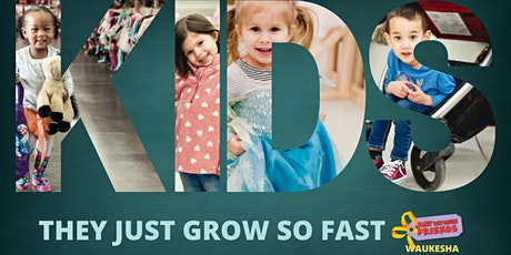 Waukesha JBF PRESALE TICKET~ New Parents/Grandparents/Foster Parents tickets