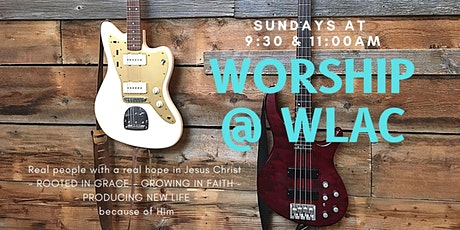 WLAC 11:00 Worship Service tickets