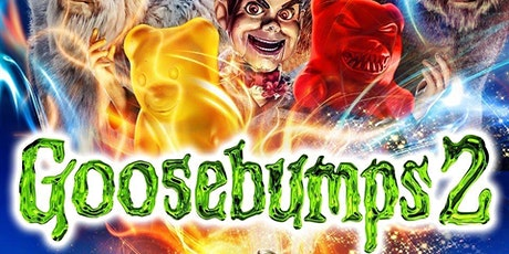 "Par 3's Dine-out and Drive-in Movie ""Goosebumps 2"" tickets"