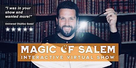 The Magic of Salem tickets