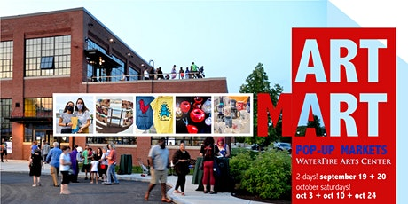 ART MART: pop-up markets at the WaterFire Arts Center tickets