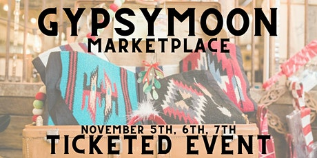 GypsyMoon Marketplace Christmas 2020 tickets