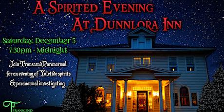 A Spirited Evening at Dunnlora Inn tickets