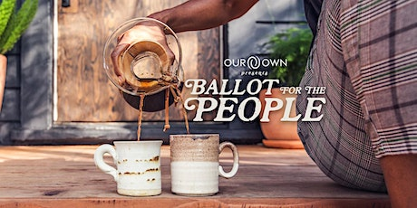 Ballot for the People tickets