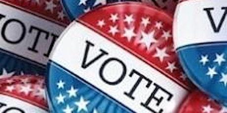 """The 2020 General Election"" Webinar tickets"