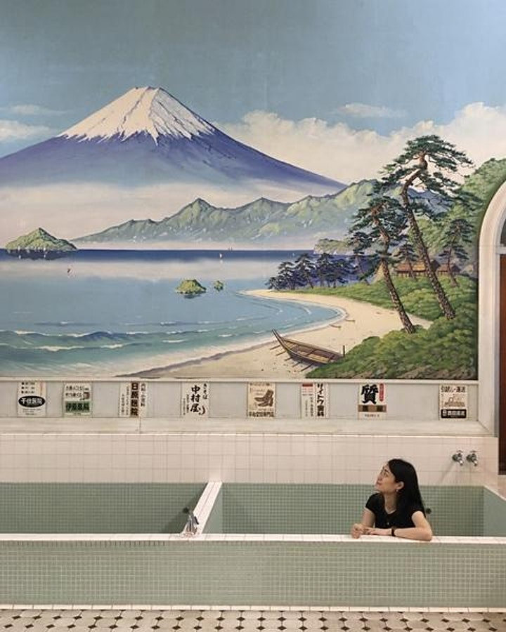 Japanese Hot Springs and Sento Experience image