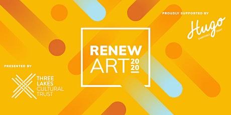 RenewArt 2020 Creative Community Showcase tickets
