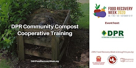 DPR Community Compost Cooperative Training tickets