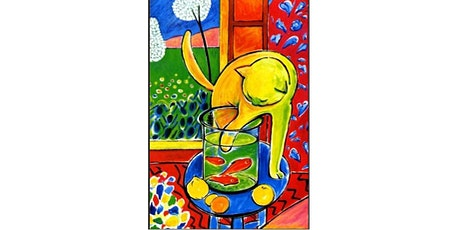 Paint Like Matisse while you  Sip and Paint tickets