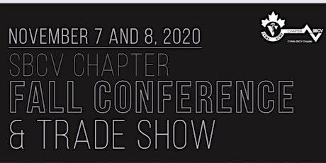 CVMA-SBCV Chapter Fall Conference & Trade Show LIVE ONLINE November 7 & 8 tickets