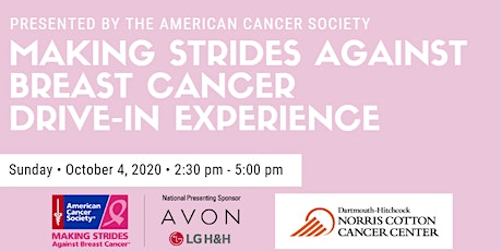 2020 Nashua NH Making Strides Against Breast Cancer Drive-In Experience tickets