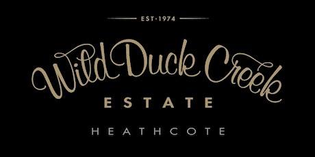 Wild Duck Creek  Winemaker Virtual Taste Off tickets
